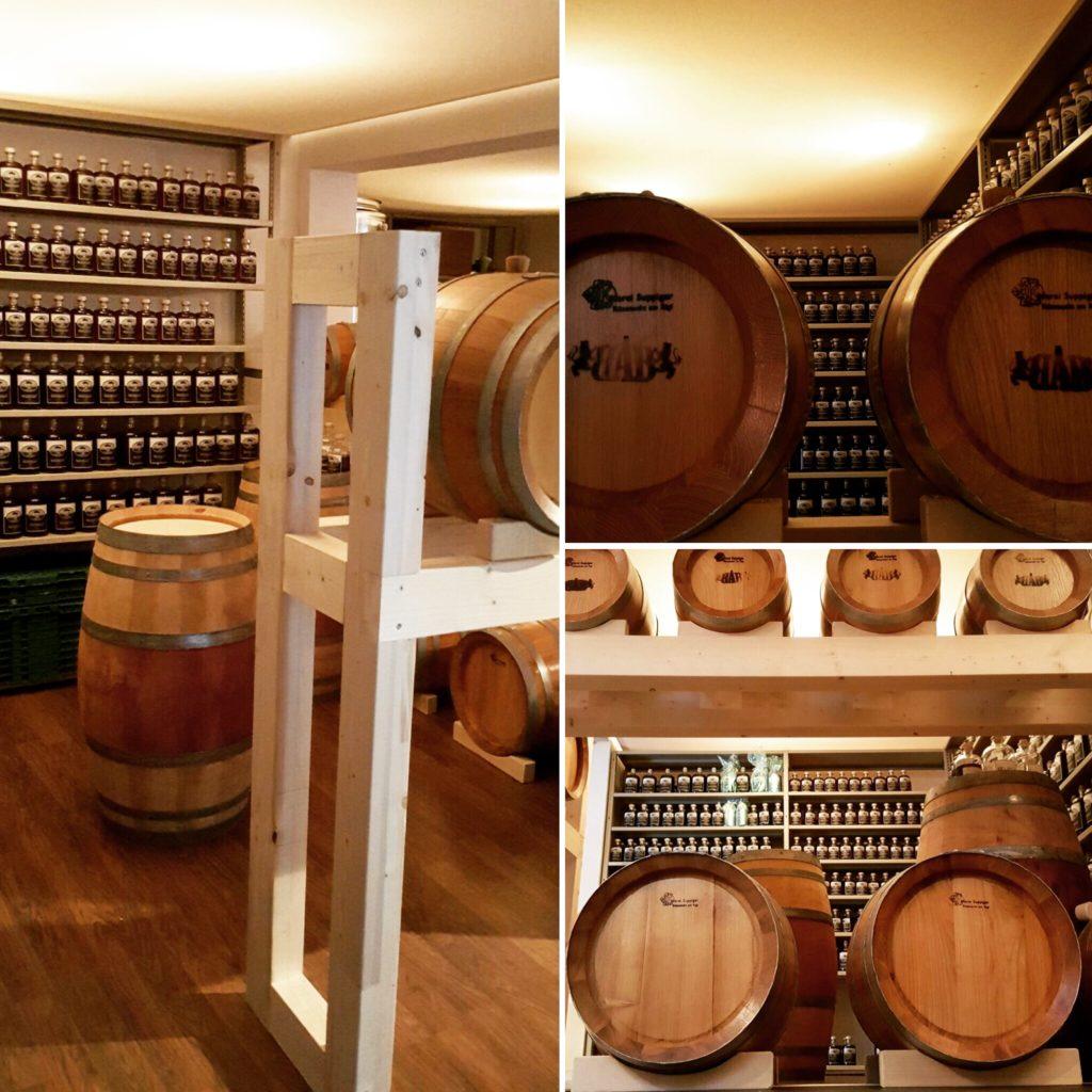 Produktionsstätte der Barrel Aged Brothers GmbH