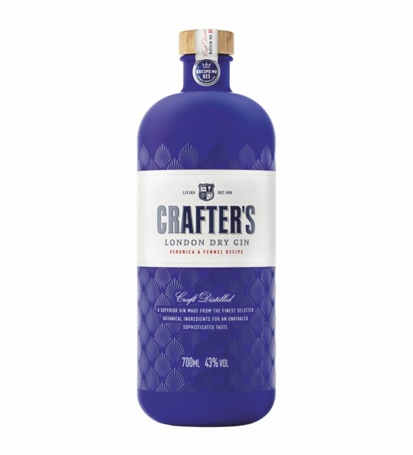Crafters London Dry Gin - Gin aus Estland