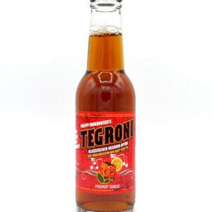 Barrel Aged Negroni und Big Easy Iced Tea